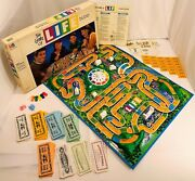 1991 Game Of Life By Milton Bradley Complete In Good Condition Free Shipping