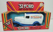 🔥 1932 / 1985 Ford Panel Delivery Truck 1/25 Scale Die-cast Ertl True Value New