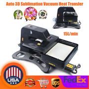 3d Transfer Sublimation Vacuum Heat Press Machine Touch Screen For Phone Case Us