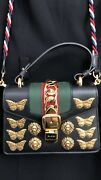 Sylvie Large Animal Studs Bag - Exquisite Conditionrunway Bag Used Once