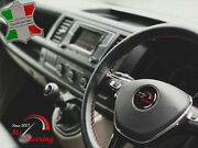 For Austin Healey Sprite Mk2 13'' 50-70 Black Leather Steering Wheel Cover   Cop