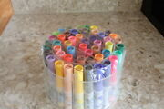 Crayola Pip Squeaks Telescoping Marker Tower. 50ct Washable Markers. Used A Few