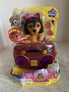 Little Live Pets Stage Star Playset Omg Pets Have Talent New Sealed