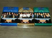 The West Wing Complete First, Second, Third Season 1 2 3 - Dvd Box Sets