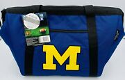 University Of Michigan Thermal Tote Cooler 45 Cans Arctic Zone
