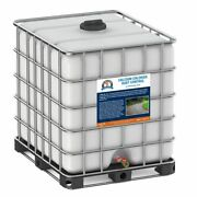 1 Shot 275 Gal Tote Of Calcium Chloride Dust Control By Bare Ground