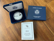2011 American Eagle One Ounce Silver Proof Coin