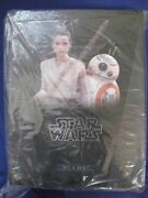 Hot Toys Rey And Bb-8 1/6 Star Wars The Force Awakens Movie Masterpiece Figure Set