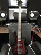 Spector Legend 4 Strings Black Cherry Gloss Electric Bass Guitar Japan Shipped
