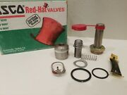 Asco 302322 Repair Parts Kit ..new.. Opened Only For Photo