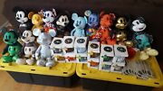 Mickey Mouse Memories January December Full Set Plush Pins Mugs Collection 39 Pc