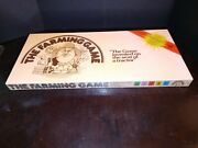 The Farming Game 1979 Board Game Factory Sealed Vintage Nicest One On Ebay