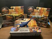 Mattel Jurassic World Camp Cretaceous Complete Set New In Hand 2021. Fast Ship