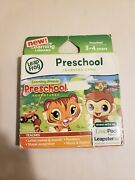 New Leap Frog Learning Library Preschool Game Leapstergs Leappad New Free Shipp