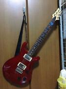 Prs Paul Reed Smith Ce29370 Mahogany Made In 2005 Metallic Red Electric Guitar