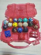 Tested Lot Of Bakugan Toy And Dragonoid Colossus Set With Case Box Japan