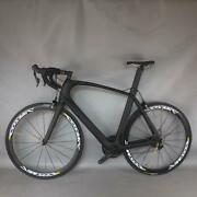 New Complete Road Bike Carbon Frame Bicycle Internal Cable Tt-x26 700c 11 Speed