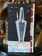 Star Wars Topps Artist Sketch Card 1/1 Return Of The Jedi Eric L Widevision