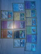 Pokemon 2021 Full Set Of Cereal Promo Cards