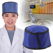 Radiation Protection Hat Lead Rubber X-ray Inspection Radiation Protection Cap