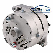 Alternator For Chevy Delco 10si Self-exciting 12v One 1 Wire 105 Amp 20-102-7