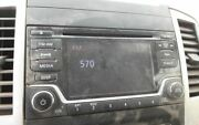 Audio Equipment Radio Receiver Am-fm-stereo-cd Fits 15-16 Frontier 923023