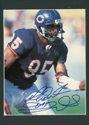 Richard Dent Chicago Bears Hof Signed Autographed Matted 8x10 Picture Photo Coa