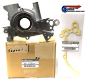 Genuine Nissan Oil Pump Assembly 15010-35f01 Free Gasket For S13 200sx Ca18det