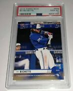 2019 Topps Now 656 Bo Bichette Psa 10 Gem Mint Rookie Card Rc Sold Out