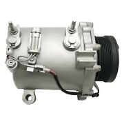 New Ryc Ac Compressor And A/c Clutch Gh482 Fits 98-04 Seville Sts 4.6
