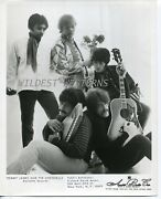 Vintage Original Tommy James And The Shondells Rare Photo Guitar Mony Mony