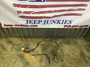 02-04 Jeep Wrangler Tj Heater Box Harness Vacuum Line Wires Wiring With A/c