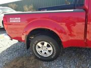 2005 06 07 08 Nissan Frontier Nismo Oem Pick Bed Box Assembly Bare Red