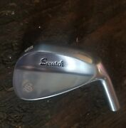 Scratch Japan Forged Wedge 58 Ds New Head Only