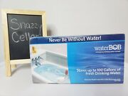 Waterbob Emergency Drinking Water Storage 100 Gallons Survival Gallon New Fresh