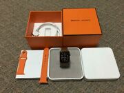 hermes X Apple Men's Digital Watch With Box Shipped From Japan