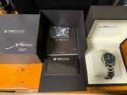 Tag Heuer Link Calibre18 Chronograph Menand039s Wristwatch With Box Japan Shipped