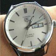 Tag Heuer Carrera Caliber 5 Automatic Men's Wristwatch Shipped From Japan