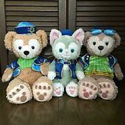 tokyo Disney 15th Anniversary Costume Set Plush Toy Shipped From Japan