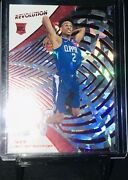 Shai Gilgeous Alexander Rc 2018-19 Revolution Chinese New Year Red Cracked Ice