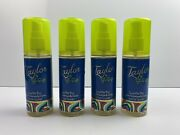 4 X Taylor By Taylor Swift Scented Hair Mist 4.2 Oz