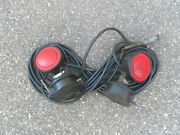 Vintage Tow Truck Towing Lights Suction Grip Suctioncup Gas Station