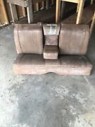1962 1963 1964 Grand Prix Impala Back Seat Rear Seat With Arm Rest