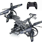 Remote Control Avatar Double Blade Helicopter Rc Simulation Drone Quadcopter Toy