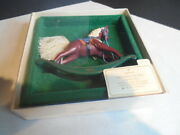 Hallmark Ornament 1983 Rocking Horse 3rd In Rocking Horses Series Mint In Box