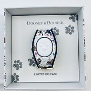 Dooney And Bourke Disney Dogs Magic Band Parks Unlinked Limited Release Brand New