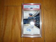 2016 Panini Immaculate Aaron Judge Dugout Collection Rc Auto 16/25 Psa 9