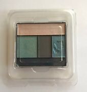 Lancome 400 Teal Fury Color Design All-in-one 5 Eye Shadow And Liner Palette Rare