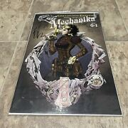 Lady Mechanika 0 And 1 Collected Edition Retailer Incentive Variant Signed Benitez