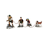 Department 56 Climb Every Mountain Accessory Set 56138 Retired Heritage Village